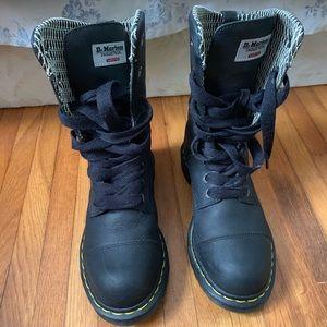Dr. Martens Leah Industrial Boots